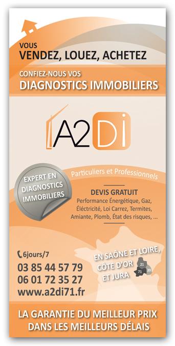 Flyer - Agence de diagnostics immobiliers